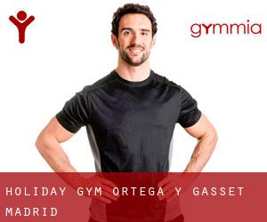 Holiday Gym Ortega y Gasset (Madrid)